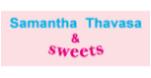 SamanthaThavasa&sweets
