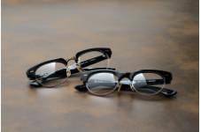 金子眼鏡 「KV-75」「KV-76」