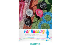 BABY-G ~for running~