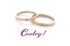 『Cootey!(クーティー)』結婚指輪