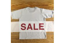 SALE!!|UVカット強撚ニットTシャツ