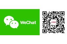 JINSキャナルシティOPA店 WeChatはじめました!