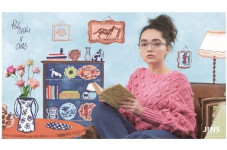 陶芸家・イラストレーター「Polly Fern(ポーリー・ファーン)」コラボレーションモデル 「LIVE MY COROS-毎日が、じぶん色。-」が入荷致しました!