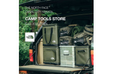 【INFO】6.23 CAMP TOOLS STORE OPEN