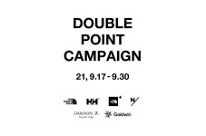 【W-POINT Campaign】