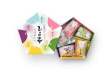 初コラボ 博多×東京 期間限定 五色の「ひよ子ものがたり」4/21(水) 新発売!!