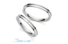 Tomo me 結婚指輪 『istumo』