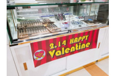 バレンタインのプレゼントはチョコだけじゃない!!