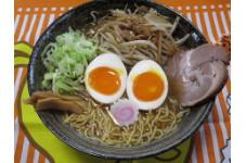 青森県煮干しラーメン