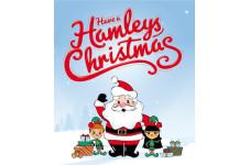 遊べるおもちゃ屋さん「ハムリーズ」で最高のクリスマス体験を!