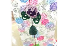 【風鈴】紫陽花