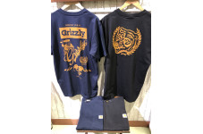 Carhartt x GRIZZLY コラボアイテム入荷!!