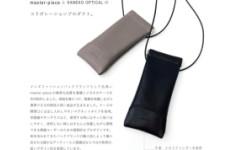 KANEKO × Master-Pieceレザーケース入荷
