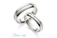 結婚指輪『Tomo me(トモミ)』 ~ 道 ~