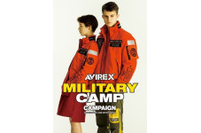 AVIREX MILITARY CAMP CAMPAIGN