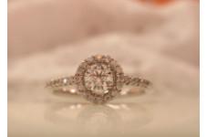お勧め 婚約指輪(プラチナダイヤモンドリング)