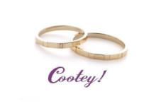 結婚指輪『Cootey!(クーティ)』
