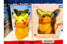 声やさわって動いてこたえる「ねえHelloPika ハロピカ」絶賛発売中!
