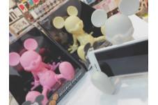 ★ミッキー型モバイルスタンド★