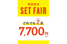 ★2足¥7,700(税込)★
