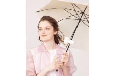 日傘やリュックにも取り付け可能なコンパクト扇風機