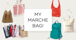 MY MARCHE BAG!