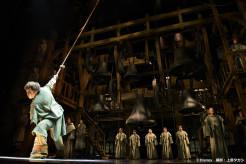 【公演中止】ミュージカル『ノートルダムの鐘』