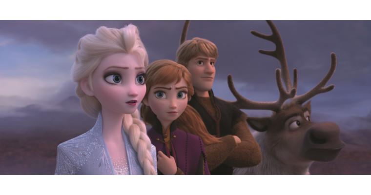 「アナと雪の女王2」公開記念!フォトブースで写真を撮ろう!