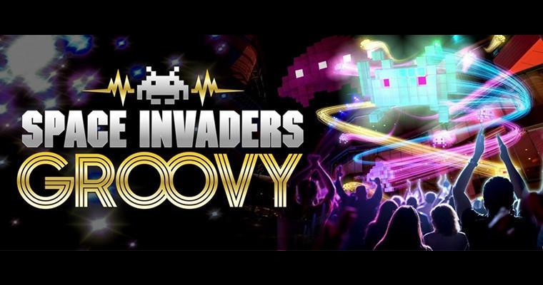 『【2019年1月12日 上演開始】キャナルアクアパノラマ第9弾 「SPACE INVADERS GROOVY  ~INVADE CANALCITY~」』