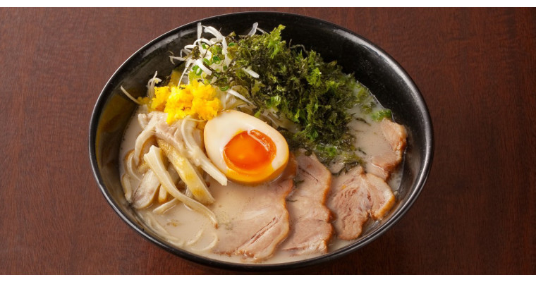 UMAMI and Pork Bone Ramen Noodles   Japanese Restaurant KENTARO [Opens on April 3 (Wed)]