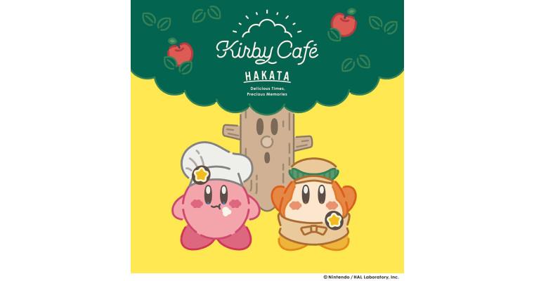 KIRBY CAFÉ HAKATA [Open on August 8 (Thu)]
