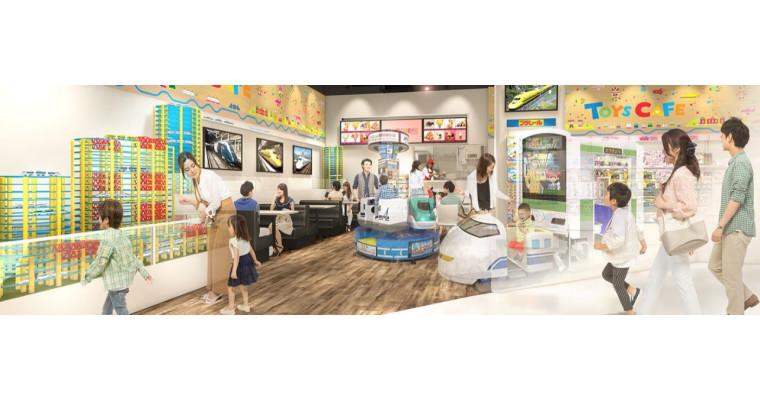 TOYS CAFE 캐널시티 하카타점