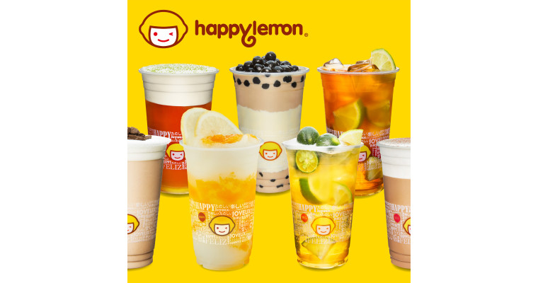 happy lemonキャナルシティ店