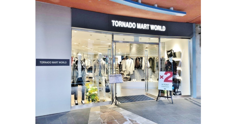 TORNADO MART WORLD