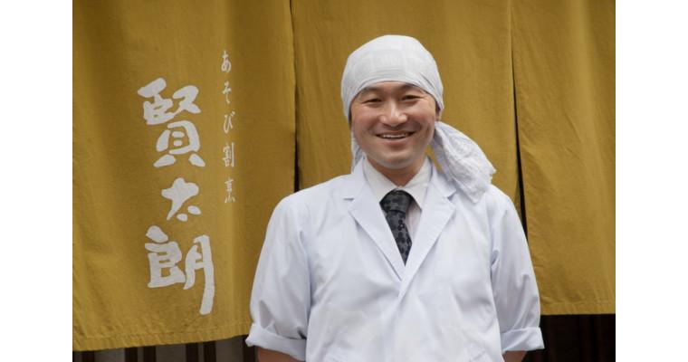 UMAMIと豚骨ラーメン 割烹 賢太朗