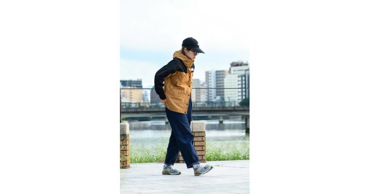 【Mountain Light Jacket】
