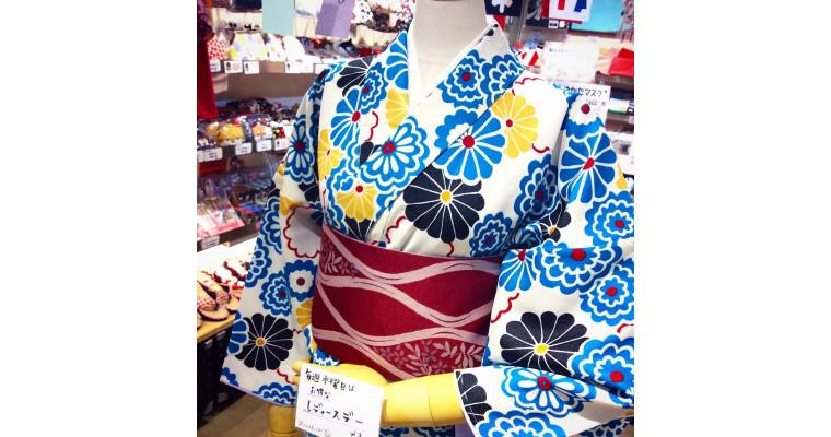 【レディースデー】和装商品10%off!