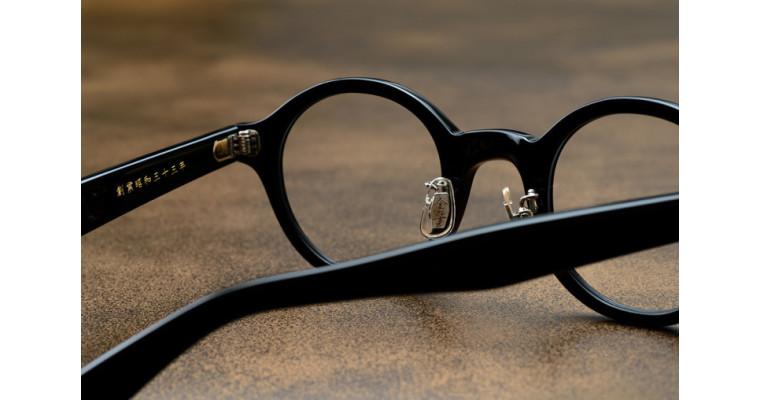 甲丸めがね 金子眼鏡 「KC-64」