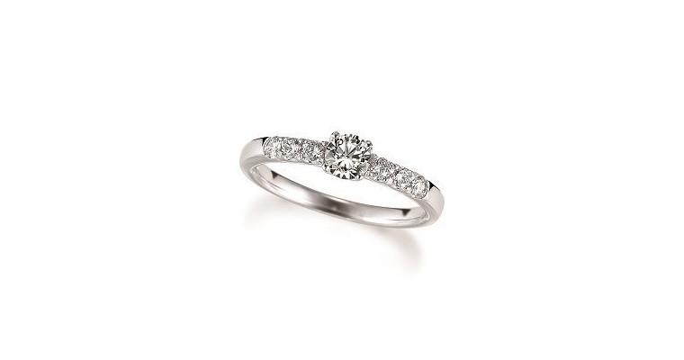 婚約指輪 ダイヤモンドリング