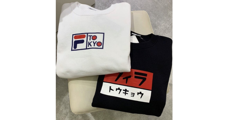 FILA  TOKYO  ~2020 NEW ITEM~